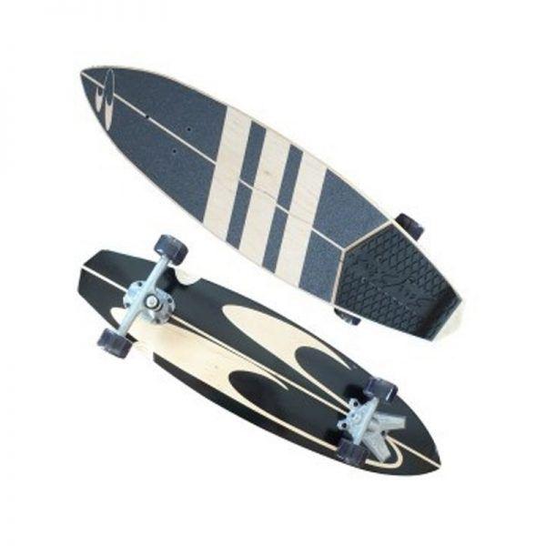 Surfskate-STUNNER-Black-1