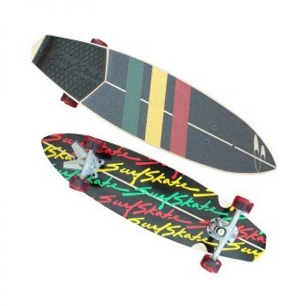 Surfskate-STUNNER-Rasta-1