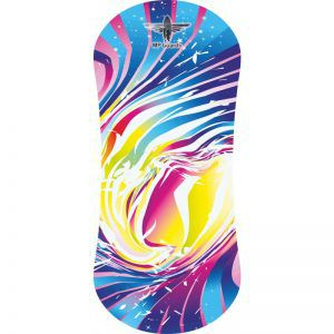 Балансборд Yogaboard Rainbow Wave Blue