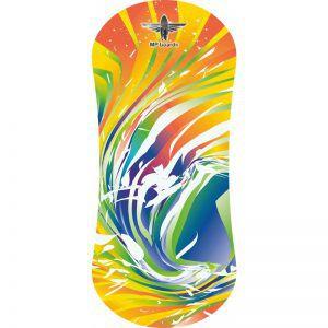 Балансборд Yogaboard Rainbow Wave Yellow