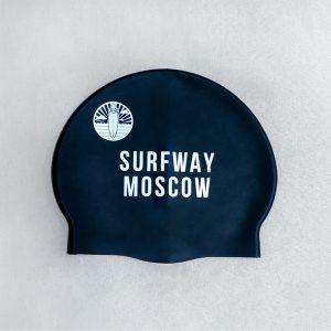 Шапочка для плавания Surfway Moscow